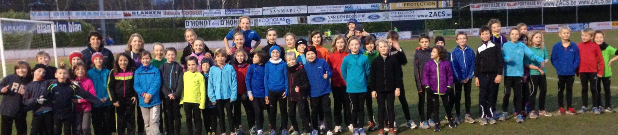 atletiektraining 2014